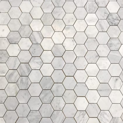 Carrara HEXAGON